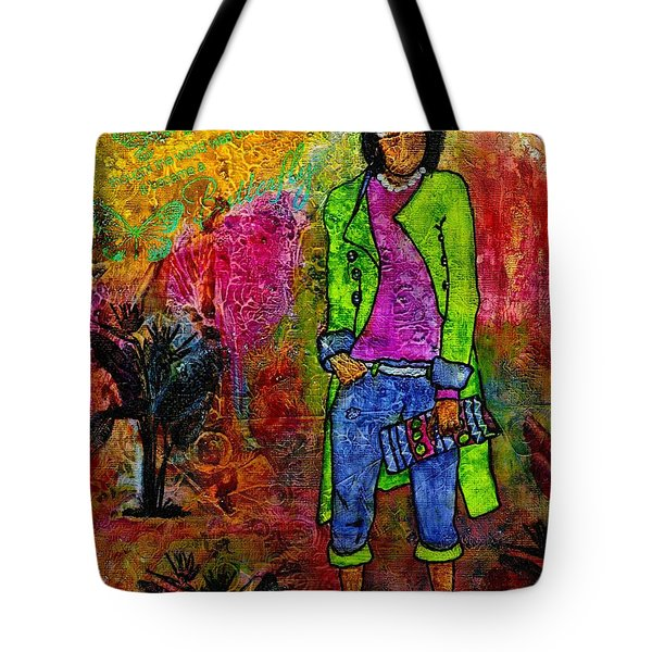 Rtr - Ready To Roll Tote Bag