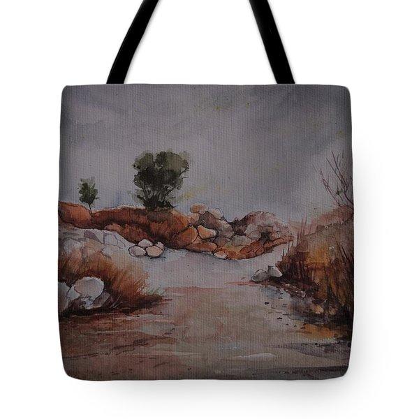 Rubbles Tote Bag