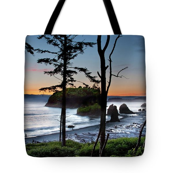 Ruby Beach #2 Tote Bag