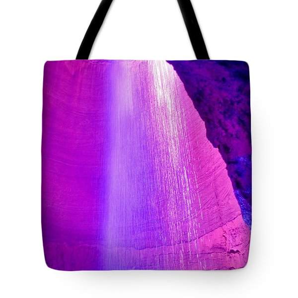 Ruby Niagara Falls Tote Bag