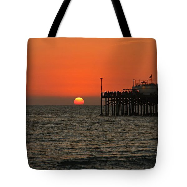 Ruby's Sunset Tote Bag