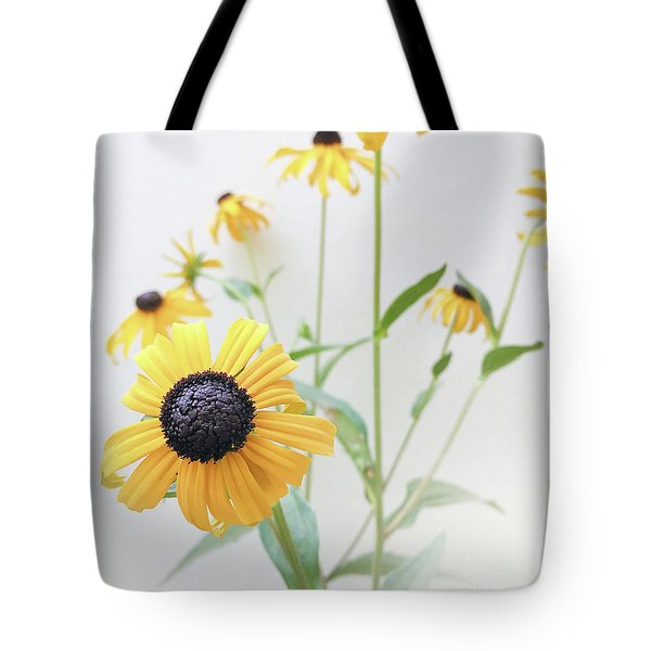 Tote Bag featuring the photograph Rudbeckia 1 by Cindy Garber Iverson