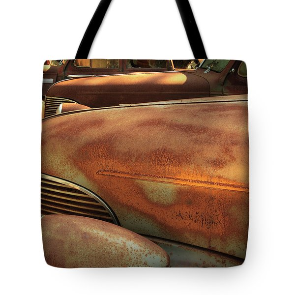 Ruddy Rover Tote Bag