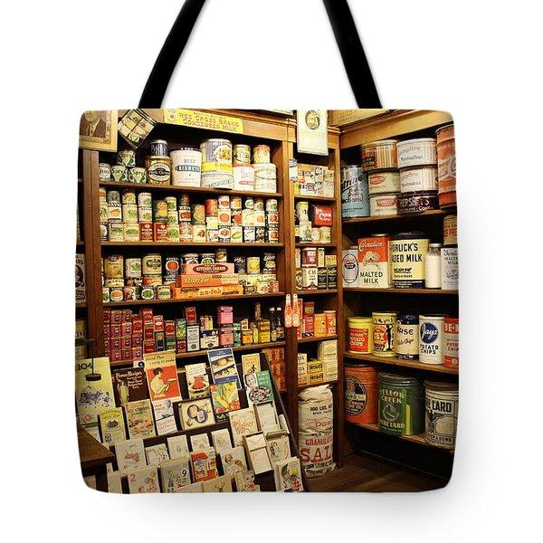 Ruddy's 1930 General Store Tote Bag