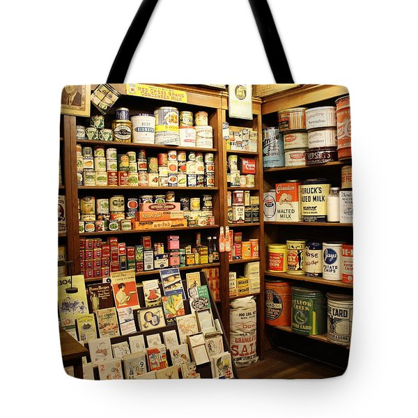 Ruddy's 1930 General Store Tote Bag