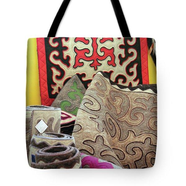 Rug Sale Tote Bag by Alycia Christine