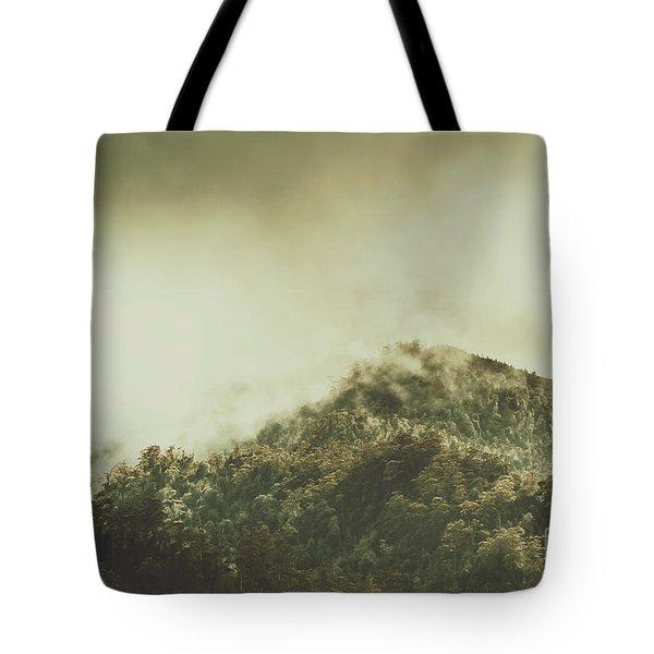 Rugged Atmosphere Tote Bag