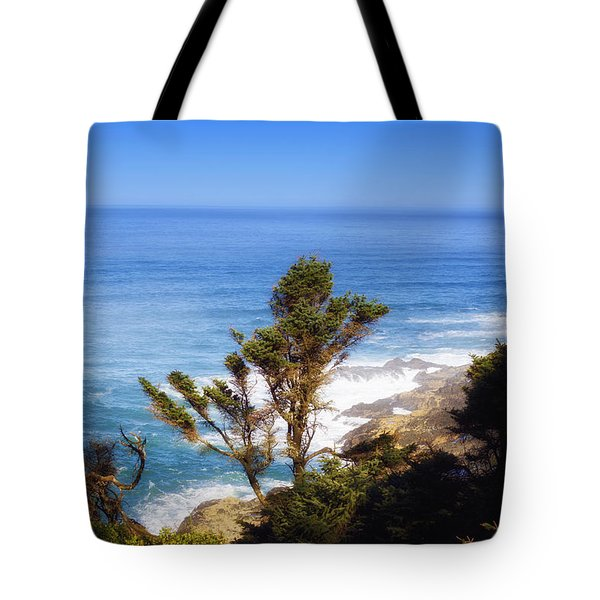 Rugged Beauty Tote Bag by Kandy Hurley