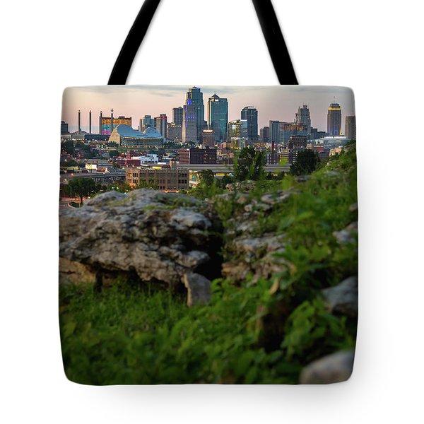 Rugged Kc Tote Bag