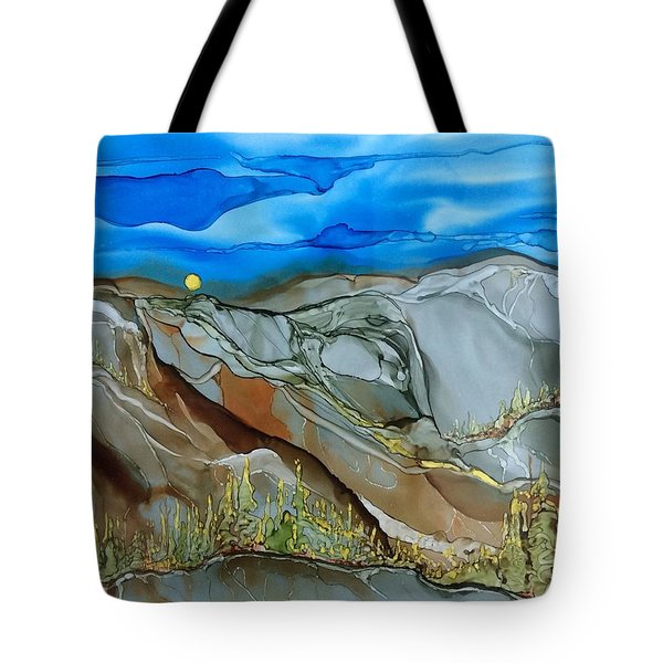 Rugged Tote Bag by Pat Purdy