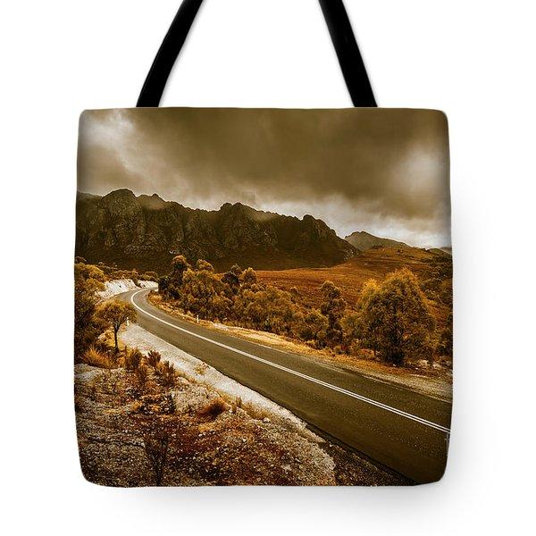 Rugged Rural Retreats Tote Bag