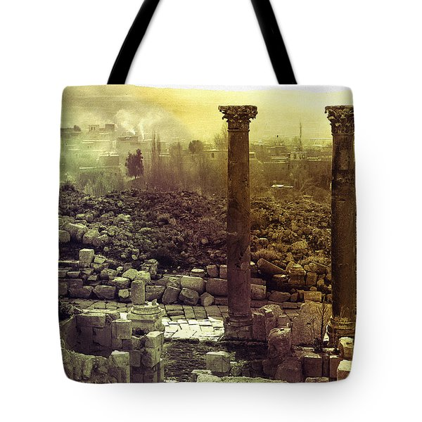 Ruins Of Jurash Tote Bag