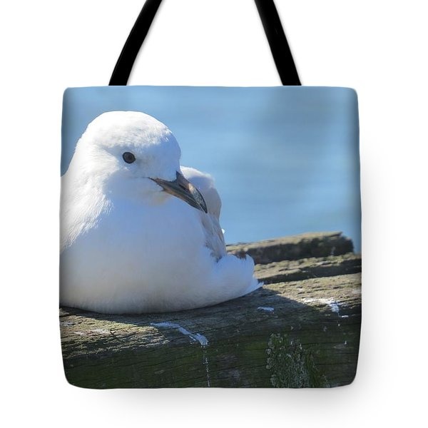 Rule The Roost Tote Bag