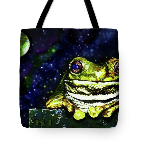 Ruler Of The Cosmos  Tote Bag