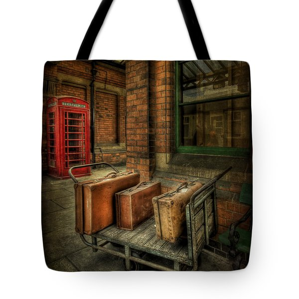 Rules Of Travel Tote Bag