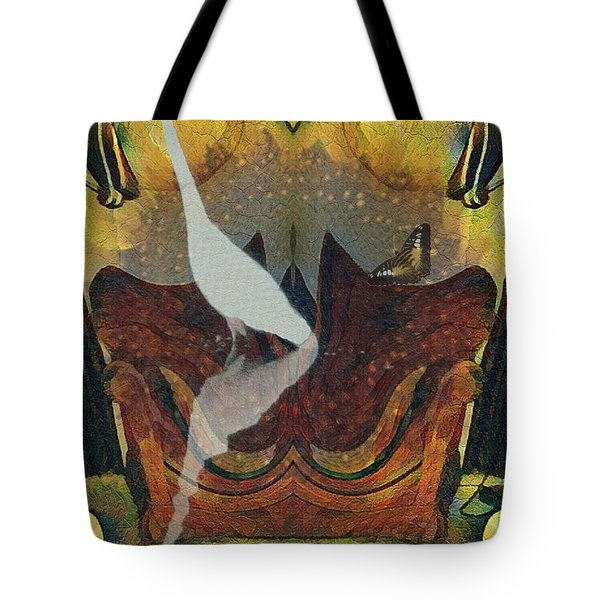 Ruling The Roost Tote Bag