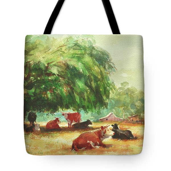 Rumination Tote Bag