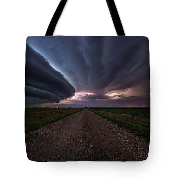 Tote Bag featuring the photograph Run by Aaron J Groen