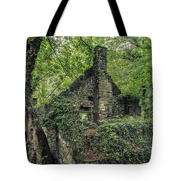 Run Down Mill Tote Bag