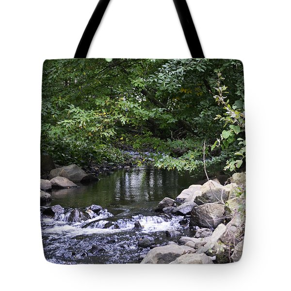 Running Home Tote Bag