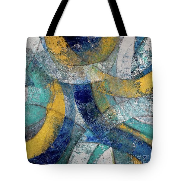 Running In Circles Tote Bag