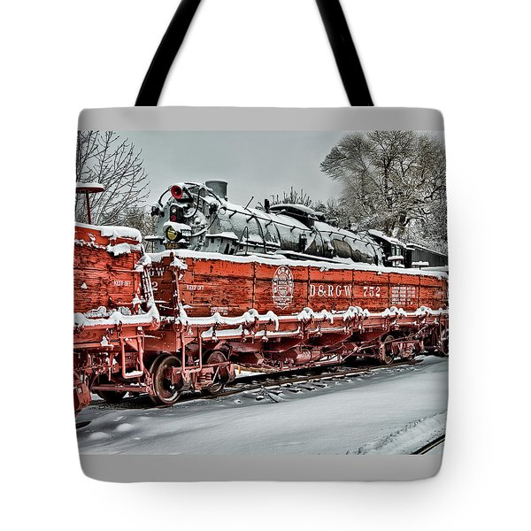 Running Out Of Steam Tote Bag