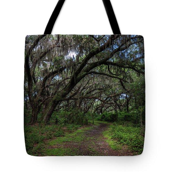 Runnymede Live Oaks Tote Bag