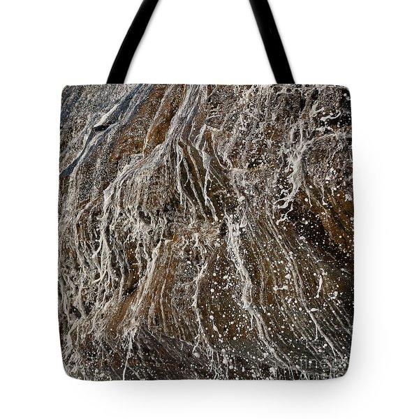 Runoff Tote Bag
