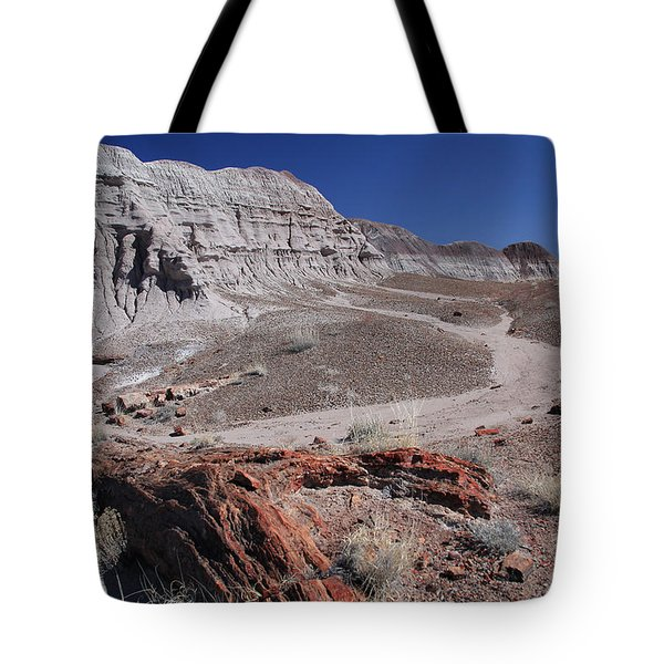 Runoff Obstacle Tote Bag by Gary Kaylor