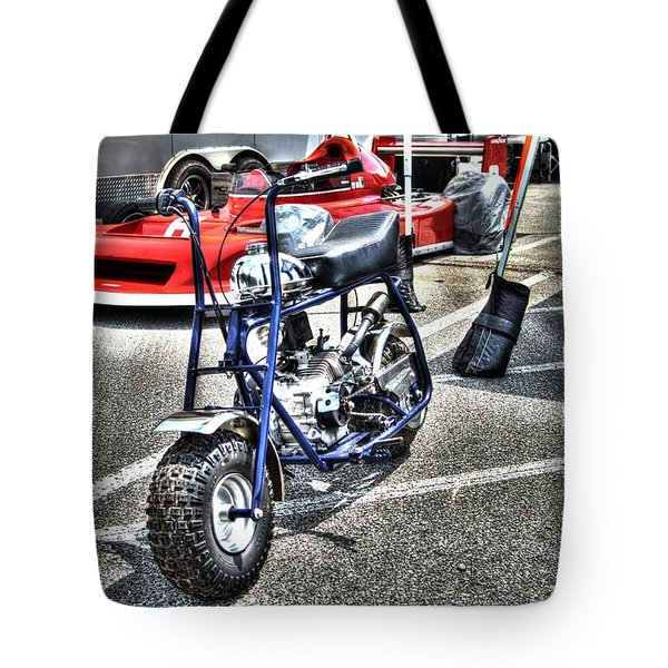 Rupp Tote Bag by Josh Williams