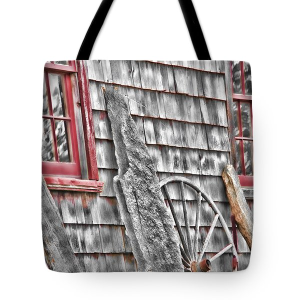 Rural Delights Tote Bag by Richard Bean