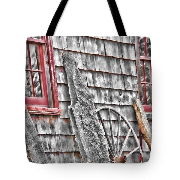 Rural Delights Tote Bag