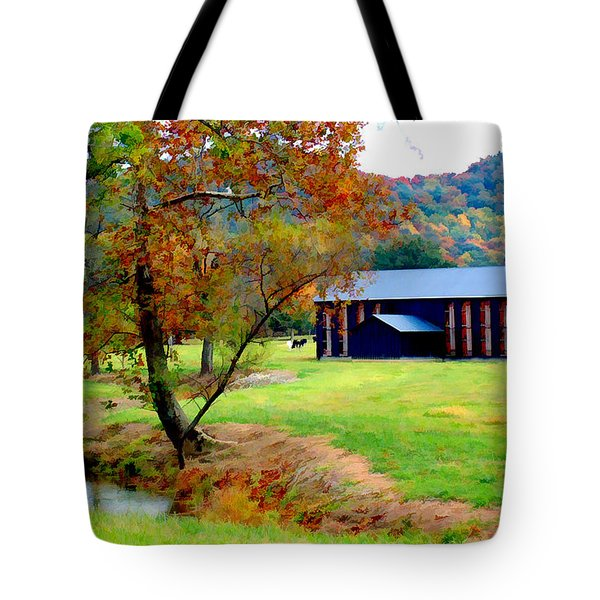 Rural Ky Tote Bag