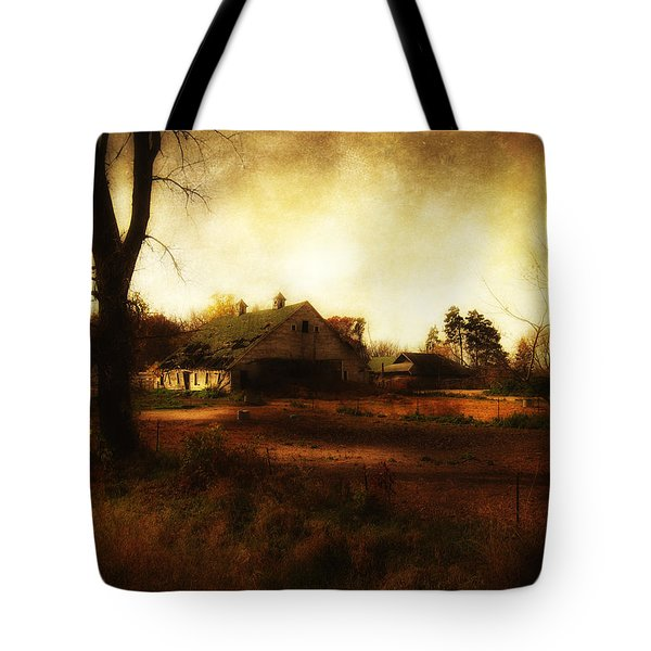 Rural Minnesota Tote Bag