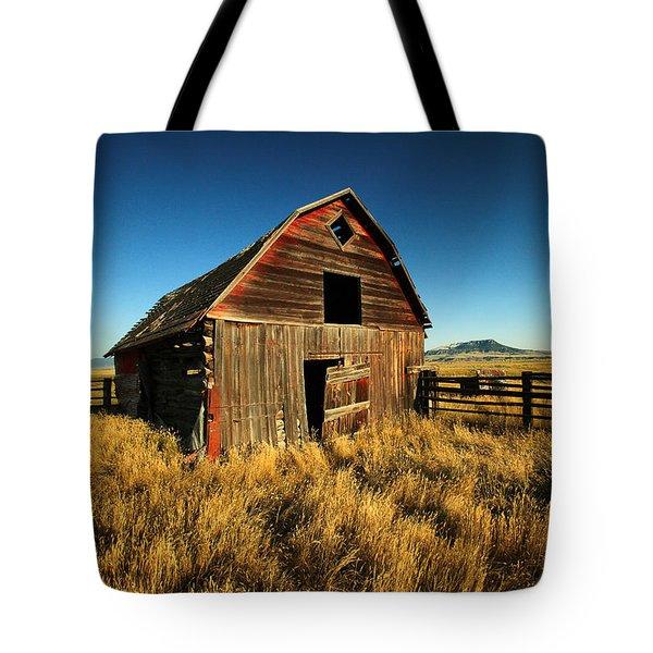 Rural Noir Tote Bag