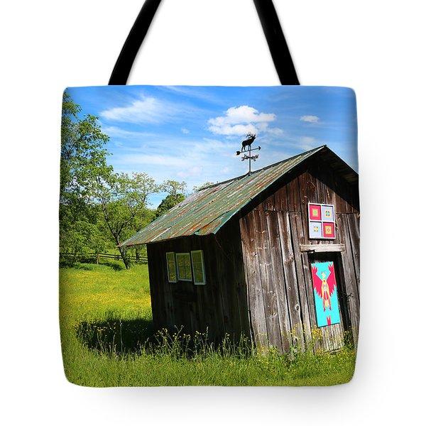 Rural Panache Tote Bag