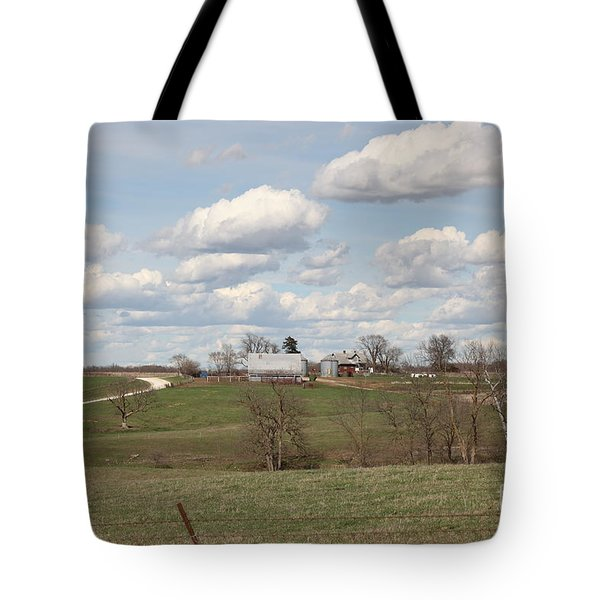 Rural Randolph County Tote Bag