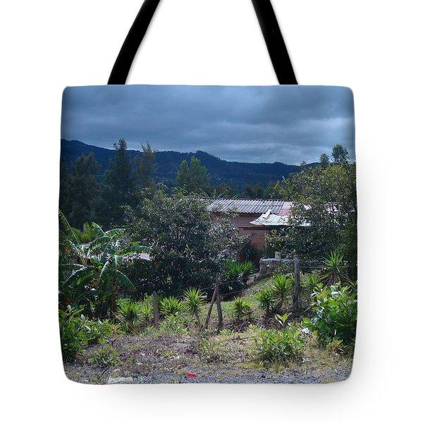 Rural Scenery 1 Tote Bag