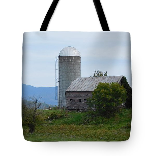 Rural Vermont Tote Bag
