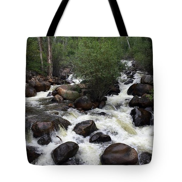 Rush Hour Tote Bag by Beth Saffer