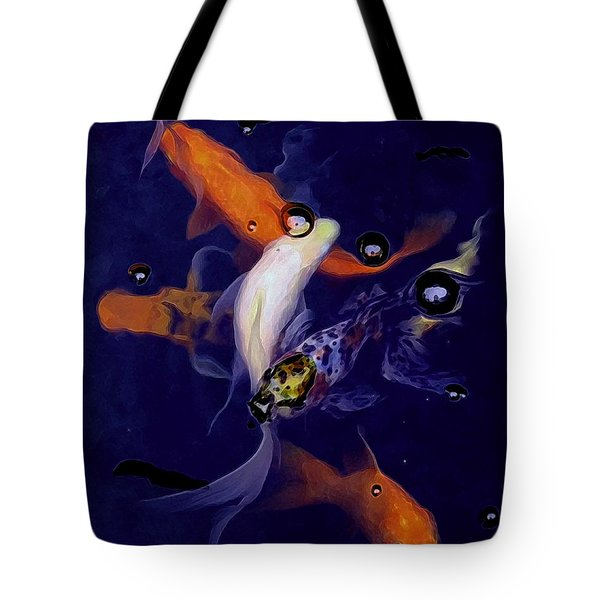 Rush Hour Tote Bag by Dale   Ford