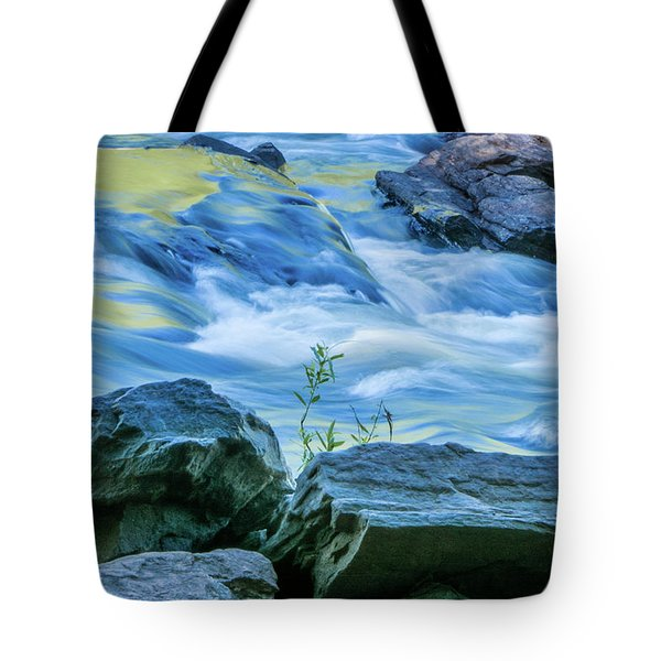 Rushing Creek Tote Bag