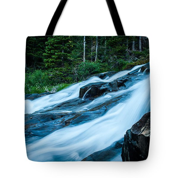 Rushing Waters Tote Bag