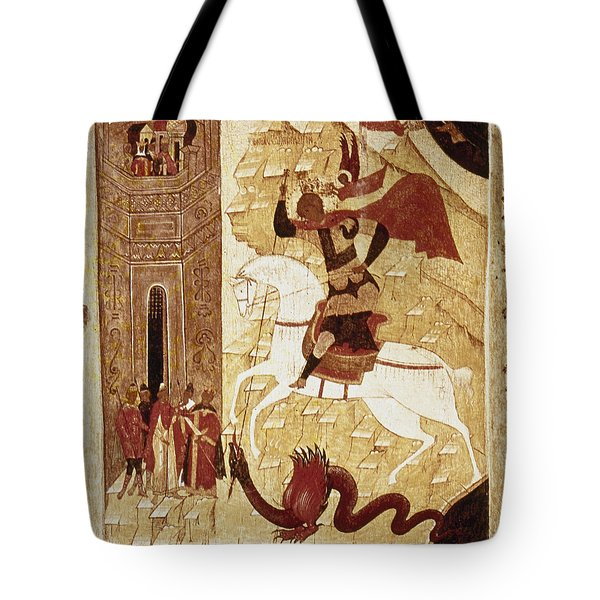 Russia: Icon Tote Bag by Granger