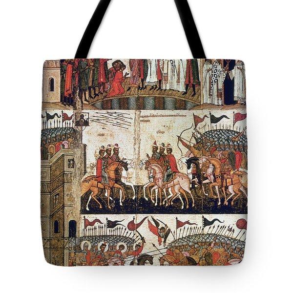 Russia: Novgorod Tote Bag by Granger