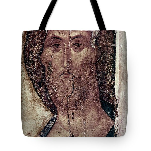 Russian Icons: The Saviour Tote Bag by Granger
