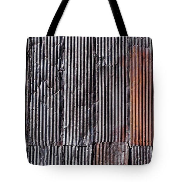 Rust Tote Bag by Kelley King