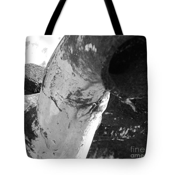 Tote Bag featuring the photograph Rust by Steven Macanka