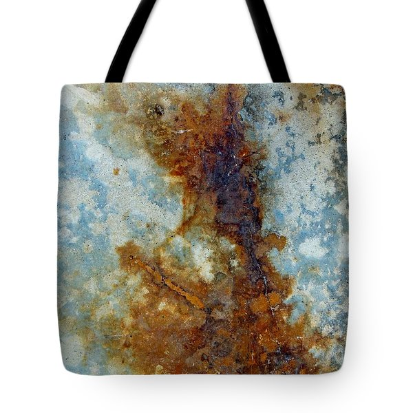 Rusted Abstraction 2 Tote Bag