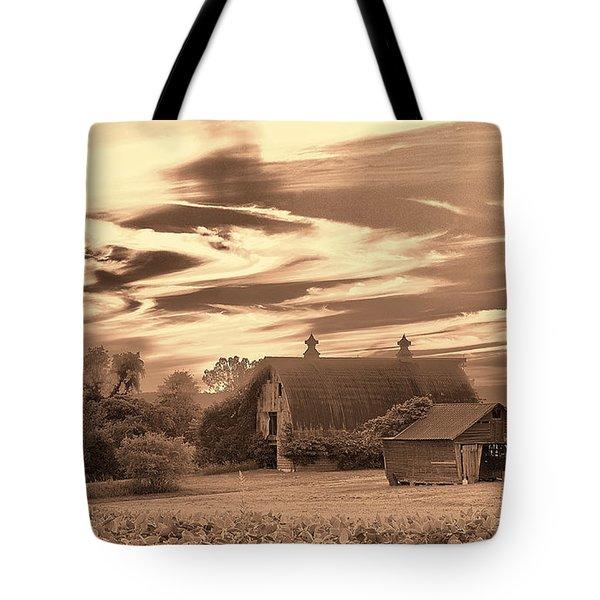 Rustic Barn 2 Tote Bag